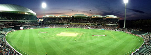 Adelaide Is Synonymous With Open Spaces & Oval Stadium!