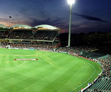 Adelaide Is Synonymous With Open Spaces & Oval Stadium Small