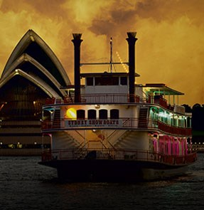 Sydney Harbour Dining Cruises