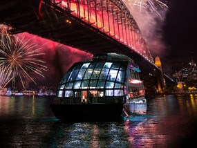NYE Clearview Cruises Clearview Fireworks Cruise