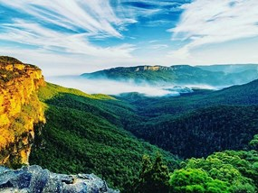 Full Day Blue Mountains All Inclusive Tour With Sydney Harbour Buffet Lunch Cruise POP