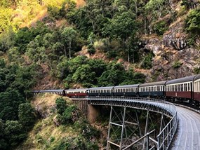 Skyrail and Scenic Rail Tour POP