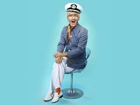 Rhythmboat Bob Downe Comedy Dinner Cruise POP