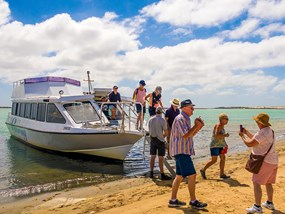 AUADL Spirit Of The Coorong  Coorong Adventure Cruise POP