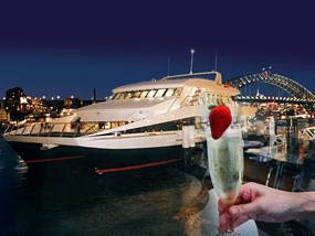 Magistic Sydney Harbour Buffet Dinner Cruise With Free Drinks POP