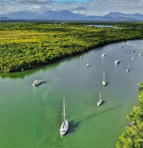 Cairns Harbour & Sunset Cruises Harbour Cruise POP