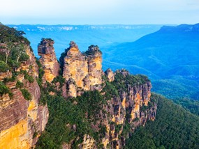 Full Day Gray Line Blue Mountains Tour & Wildlife Experience POP