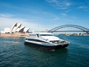 1-Hour Magistic Sydney Harbour Sightseeing Cruise