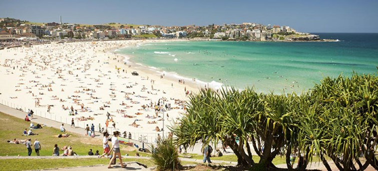 Bondi Beach and Surrounding