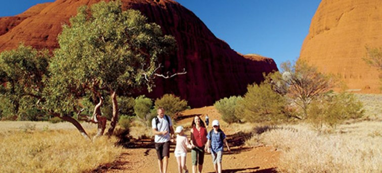 Kata Tjuta Sunset Tour 2