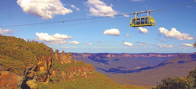 AAT Kings Blue Mountains In Style