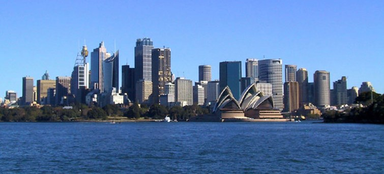 Sydney Harbour and Surrounding