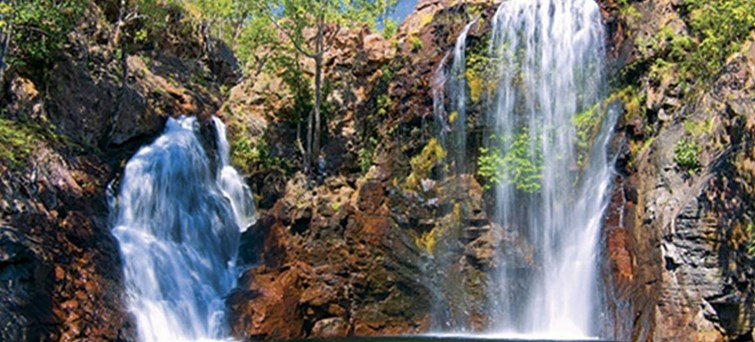 Litchfield National Park Waterfalls 2