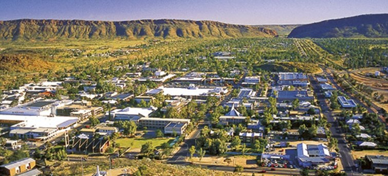 Alice Springs To Ayers Rock Resort Transfer