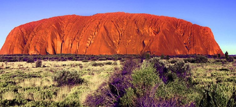 Ayers Rock To Alice Springs Transfer