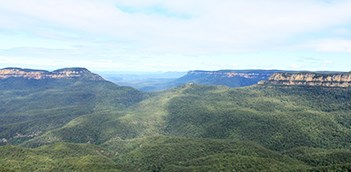 Blue Mountains View