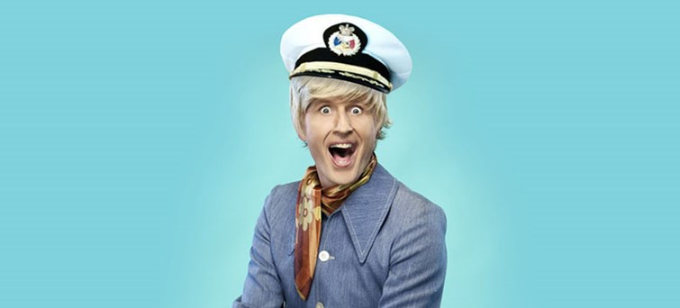 Rhythmboat Bob Downe Comedy Dinner Cruise BNR01