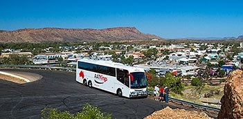 Half Day Alice Springs To Ayers Rock Resort Transfer WCU01