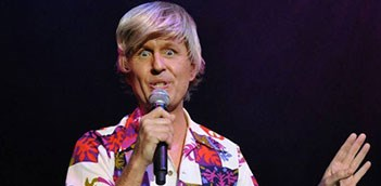 Rhythmboat Bob Downe Comedy Dinner Cruise WCU02