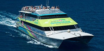 Half Day Big Cat Green Island Cairns Reef Tours (9am) WCU4