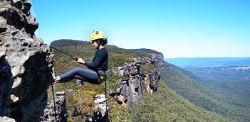 Half Day High Wild Adventures Spectacular Abseiling Tour WCU01