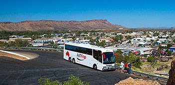 Kings Canyon Resort Alice Springs Coach Transfer WCU01