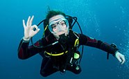 Scuba Diving Introductory (First Dive)